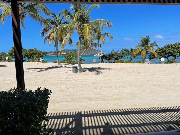 Lux King Suite On Sand @ Sapphire Beach Resort II