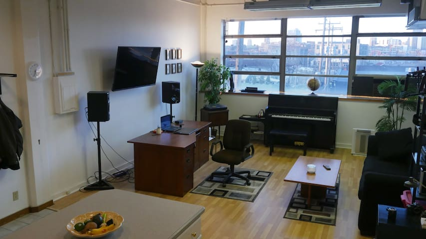 Walkers Point Loft - Milwaukee - Appartement