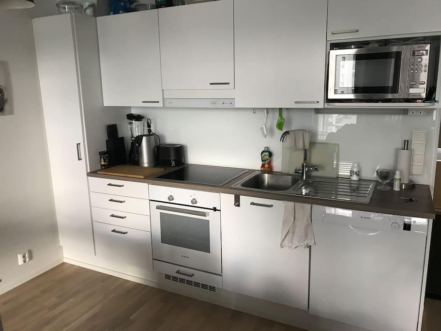 Keittiö/Kitchen