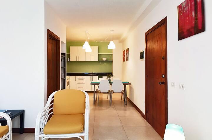 Nuevo y Lujoso apartamento en centro de La Romana