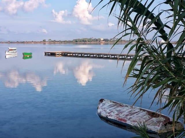 Casa vacanza Dame' mare e relax vicino isola Mozia