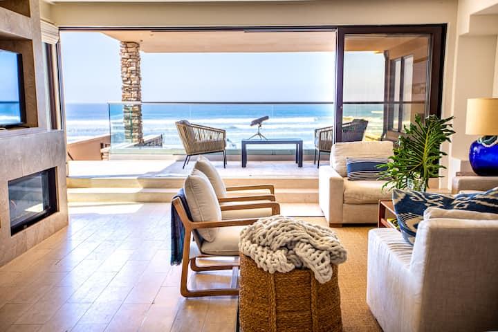 Oceanfront Luxury Condo on The Strand