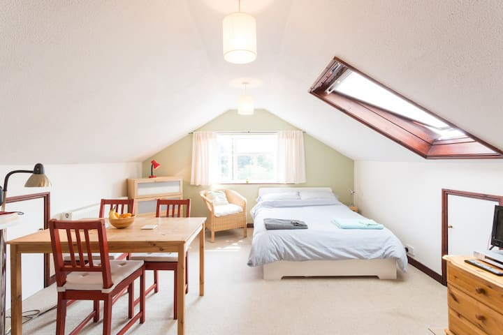 Double loft room, Bristol
