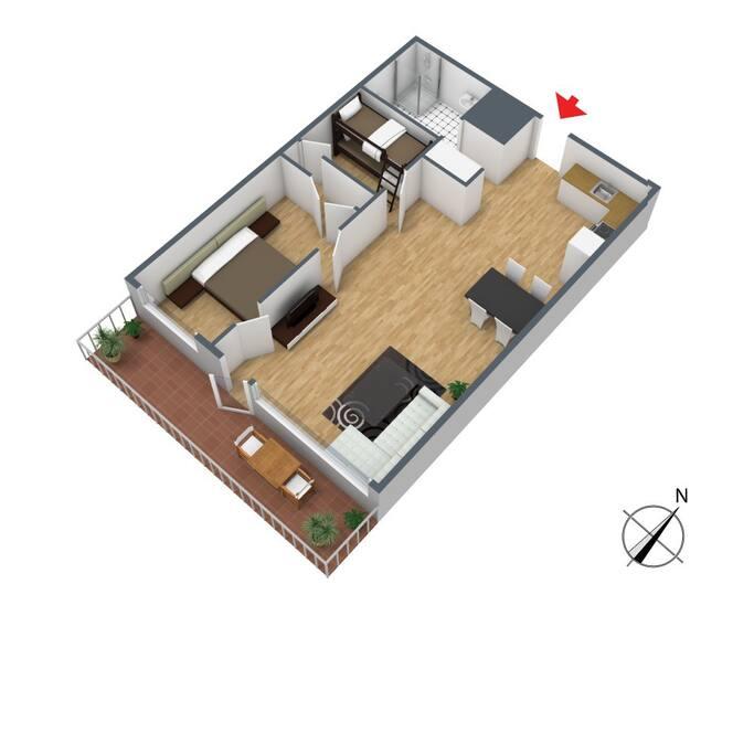 Deine Wohnung in Braunlage / Hohegeiss