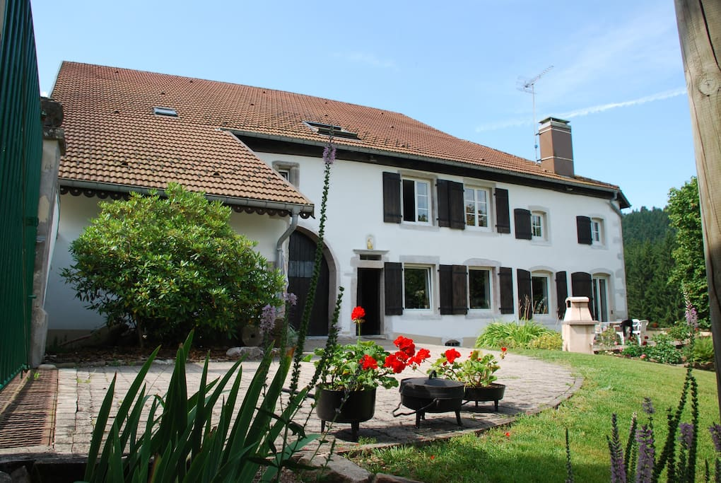 Chambres d 39 h tes kieffer bed and breakfasts for rent in for Chambre de hotes france