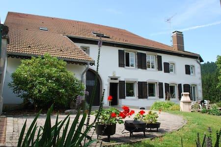 Chambres d' hôtes KIEFFER - Remiremont - Bed & Breakfast