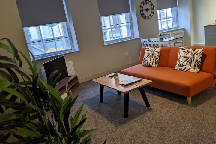 Studio with sofa bed in the heart of Liverpool