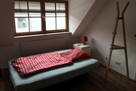 Zimmer in Penthouse - Innenstadt - Apartment