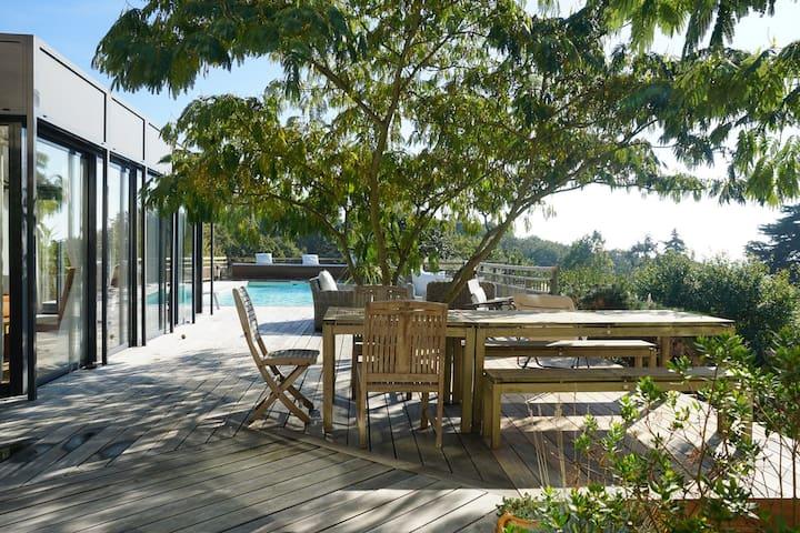 Amazing property overlooking the Guerande salt mar - Guérande - Villa