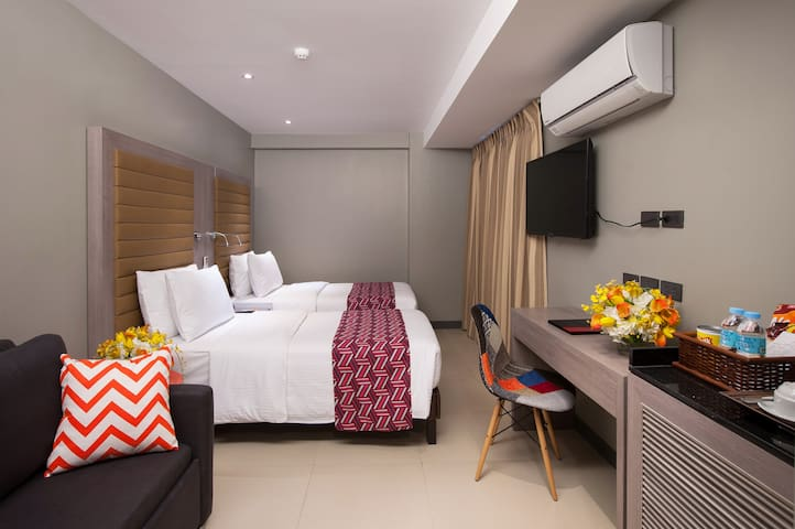 Family Room for Group Travellers - Makati - Bed & Breakfast