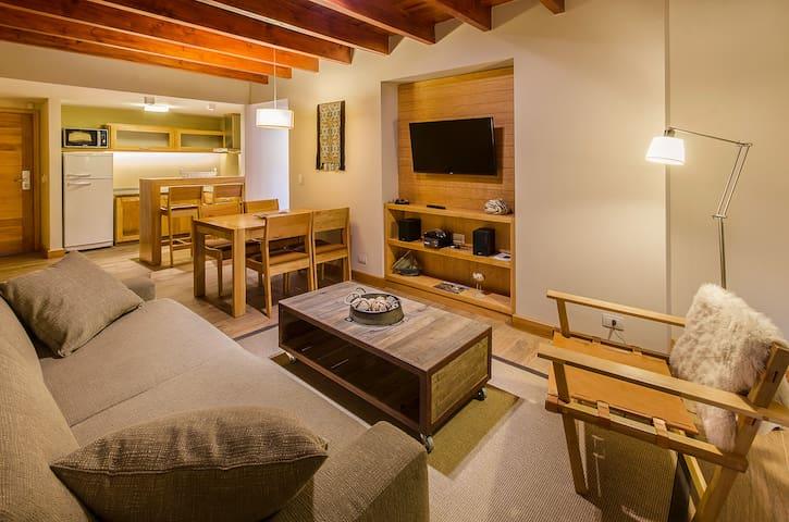Huenú - Apartamento de 1 Dormitorio (R01)