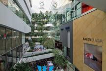 EmQuartier mall - 700m 贵妇商圈EmQuartier- 700米