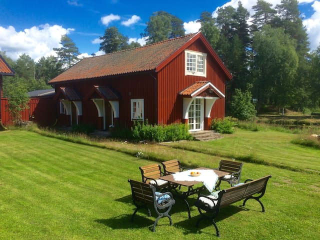 Esmee's Cottage at THE LODGE - Torsby