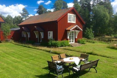 Esmee's Cottage at THE LODGE - Torsby - Torsby - Srub