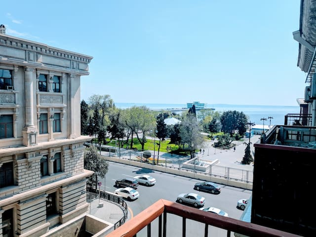 SEA VIEW F1 APARTMENT