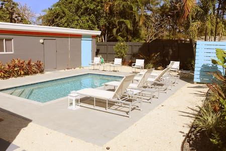 Island City Oasis, Unit 3, Pelican Suite - Wilton Manors - Chalet