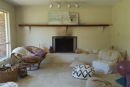 Peaceful Room located close to ASU - Boone - Hus