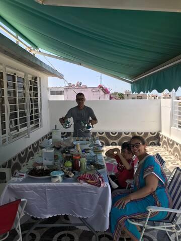 Chez Aicha et Houcine