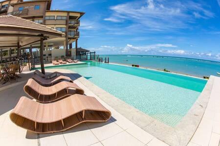 Espetacular Condomínio a beira mar -  Barra Bali