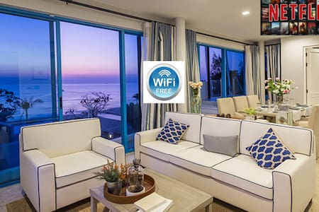 3Br Beachfront Villa@The Crest Santora by Triple B
