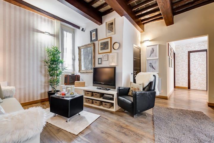 Piazza di Spagna Fantastic Apartment
