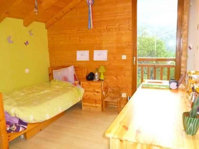 Chambre dans chalet à Bonnegarde - Mâcot-la-Plagne - House