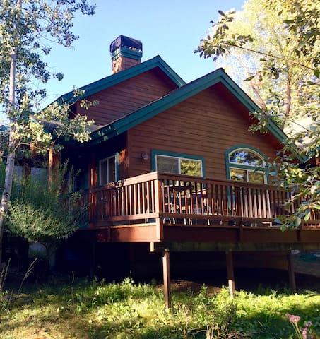 McCall Cabin Retreat