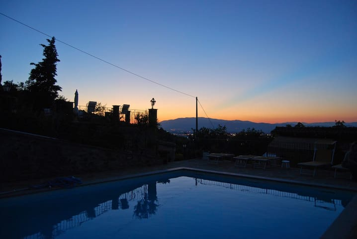 Holiday home in Tuscany with pool