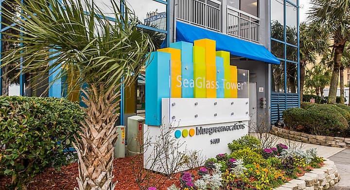 Comfy 1BR Standard, Limited View, Myrtle Beach SC