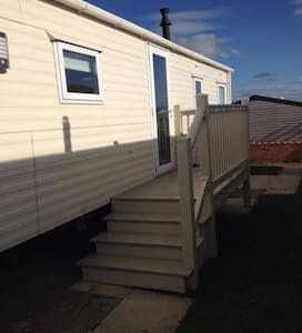 Beautiful caravan with sea view - Conwy - Muu
