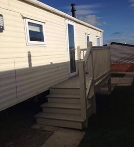Beautiful caravan with sea view - Conwy - その他