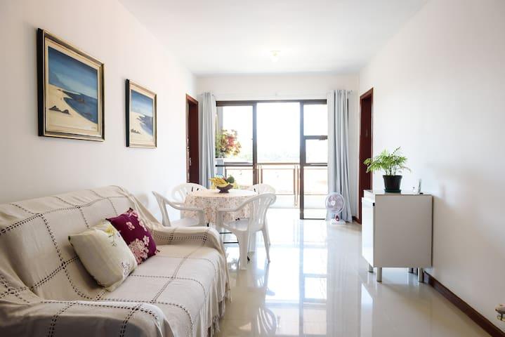O MELHOR DA BARRA PARA TURISMO E NEGÓCIOS - Rio de Janeiro - Apartment