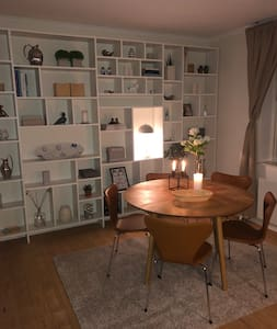 2 room apartment in Aarhus centrum