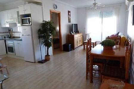 Cabo Roig apartment near bars/restaurants & beach - Orihuela