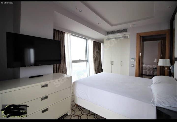 5 yıldızlı Otel konforunda lux Deniz Manzaralı