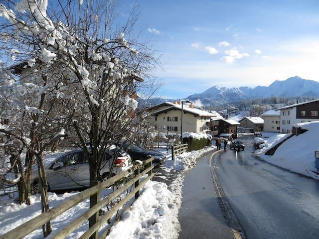 Casa Martin in Flims Dorf - Flims - Leilighet