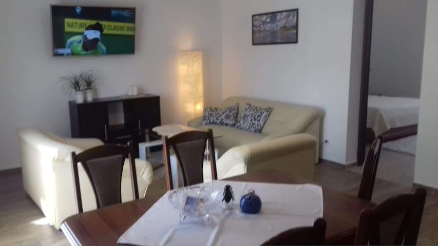 Nice Apartment in Smoldzino in very quiet area