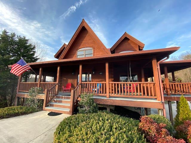 Center Hill Lake 4 Suite Cabin