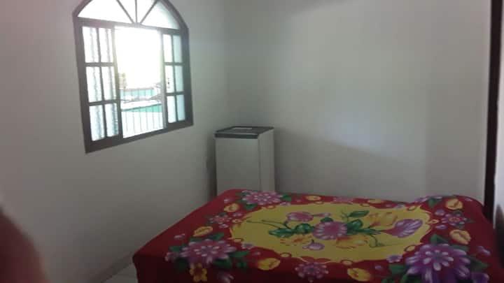 Apartamento térreo com suíte