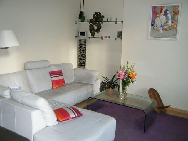 Chambre dans Appt 92m² au Havre calme & refait à 9 - Le Havre - Apartamento