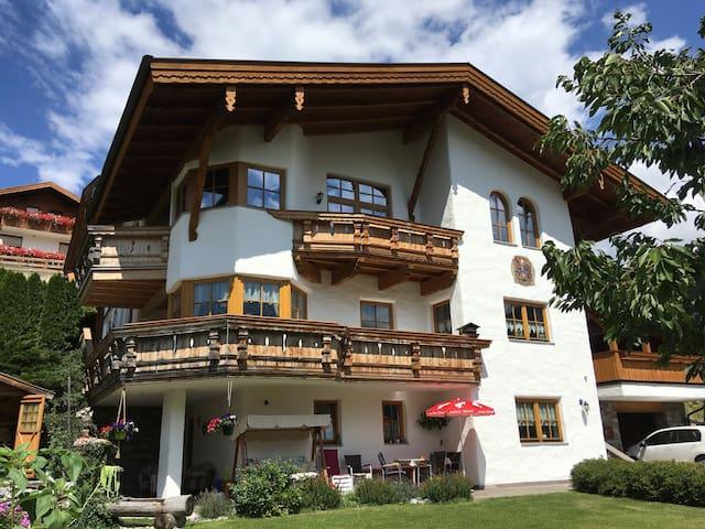 Gemütliche Ferienwohnung bei Ski/Wandergebiet
