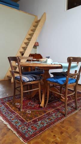 Sfeervolle loft, Zuid-Holland max. 6 personen - Nieuwland - Bed & Breakfast
