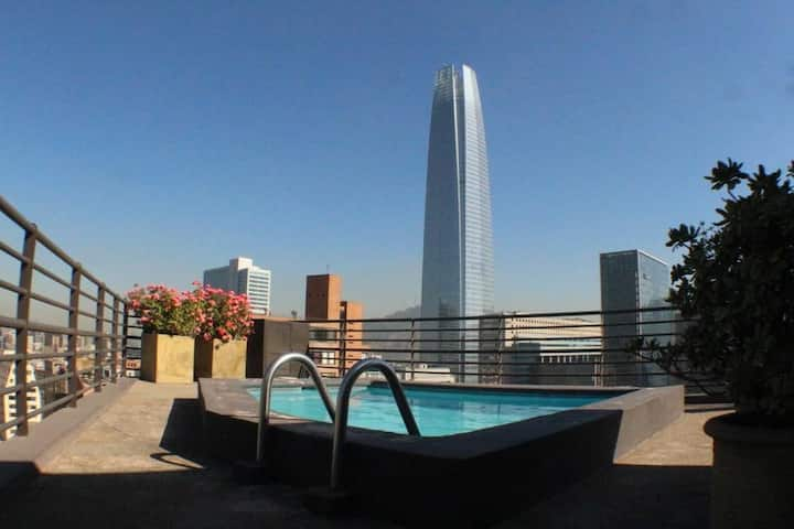 Apartment near Costanera Center
