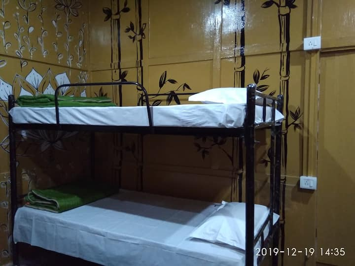Backpackers Haven 2 beds ###
