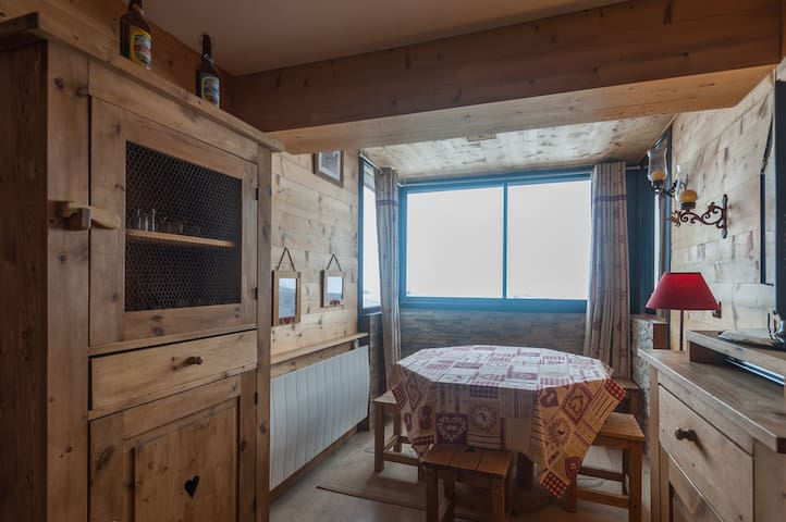 Appartement plein Sud au coeur de Val Thorens wifi - Saint-Martin-de-Belleville - Appartement