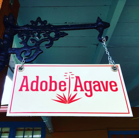 Adobe Agave-SilverCity's Green Boutique Motel-Apt3