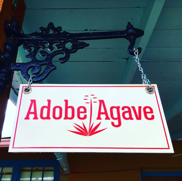 Adobe Agave Green Boutique Rental: Apt 3