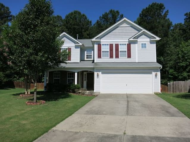 Comfy retreat near RDU and RTP! - Morrisville - Casa