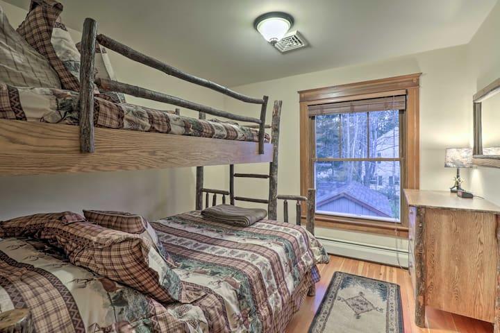 Bedroom #6 - Twister (D)(S)
