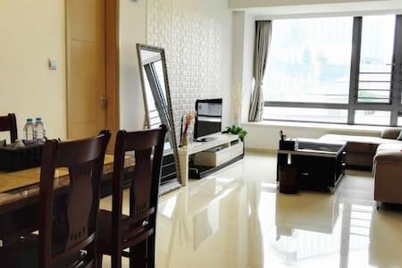 珠海Joy n Homy精品度假公寓(拱北富华里店) - Appartement
